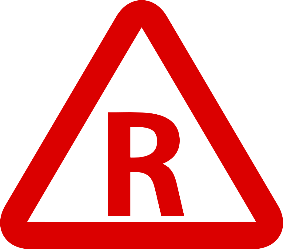 Restricted Zone ahead