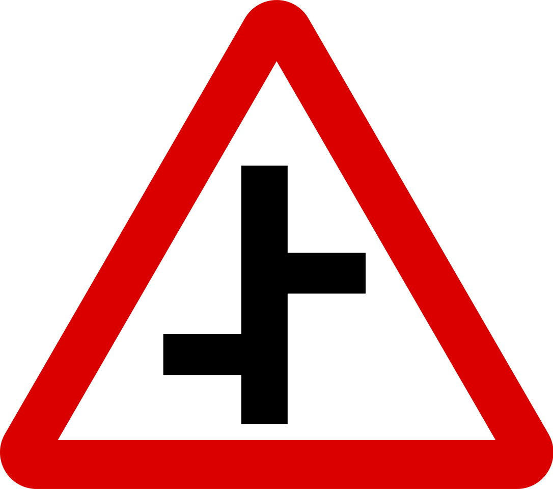 Staggered junction